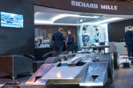 Richard Mille à Rétromobile 2017