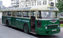 Autocar Chausson APH 53 pour la RATP