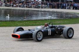 BRM H16 MKII 1967 présentée par Richard Mille à Chantilly 2015