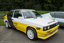 Renault 11 turbo phase 1 groupe A