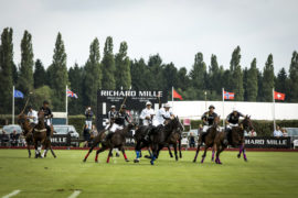 Richard Mille sponsor du polo