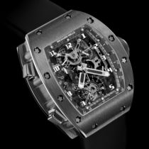 Montre Richard Mille.