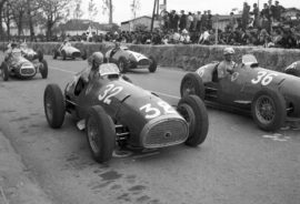 12 avril 1952 - Grand prix automobile de Pau