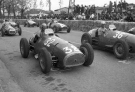12 avril 1952 - Grand prix automobile de Pau