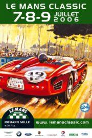 Richard Mille, partenaire de Le Mans Classic depuis 15 ans, ici en 2006