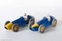 Dinky Toys 23H et 209 - Ferrari 500 F2