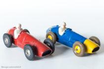 Dinky Toys 23H et 23J - Ferrari 500 F2