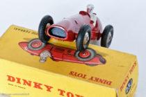 Dinky Toys 23J - Ferrari 500 F2 - calandre lisse