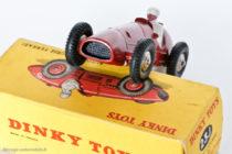 Dinky Toys 23J - Ferrari 500 F2 - calandre quadrillée