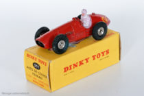 Dinky Toys 511 - Ferrari 500 F2 - jantes concaves
