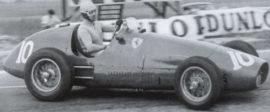 Ferrari 500 F2 - Ascari en 1952