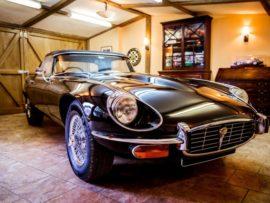 Jaguar Type E de Richard Mille
