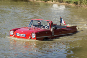 Autobrocante de Lohéac 2017 - voiture amphibie