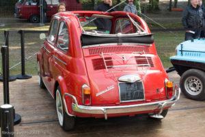 Autobrocante de Lohéac 2017 - Vente aux enchères - Fiat 500