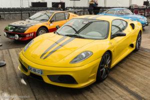 Autobrocante de Lohéac 2017 - Vente aux enchères - Ferrari 430 Scuderia