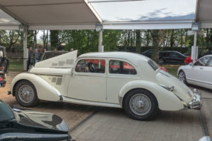 Autobrocante de Lohéac 2017 - Vente aux enchères - Talbot Lago T26 1948