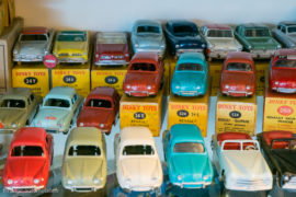 Collection de Dinky Toys, série de Dauphine