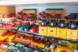 Collection de Dinky Toys, séries