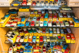 Collection de Dinky Toys
