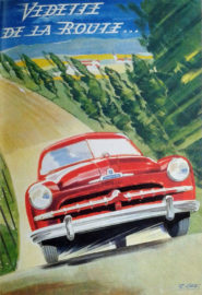 Ford Vedette de 1949