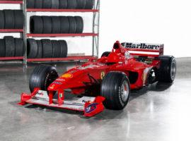 Ferrari F1 2000 de 2000