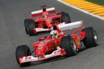 Ferrari F2001 de 2001