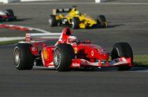 Ferrari F2003 GA de 2003