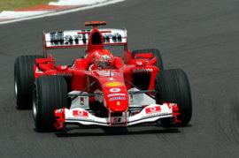 Ferrari F2004 de 2004