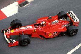 Ferrari F399 de 1999