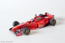 Ferrari F310 B de 1997 - Mickaël Schumacher - Hot Wheels au 1/43ème
