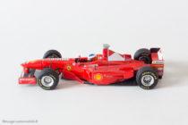 Ferrari F300 de 1998 - Mickaël Schumacher - Hot Wheels au 1/43ème