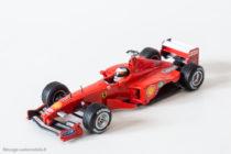 Ferrari F399 de 1999 - Mickaël Schumacher - Hot Weels au 1/43ème