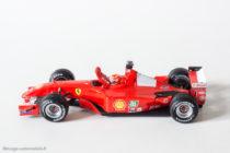Ferrari F2001 de Mickaël Schumacher - Hot Wheels au 1/43ème