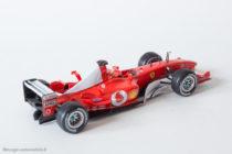 Ferrari F2003-GA de Mickaël Schumacher - Hot Wheels au 1/43ème