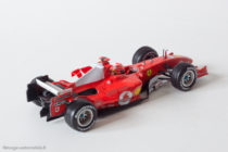 Ferrari F2005 de Mickaël Schumacher - Hot Wheels au 1/43ème