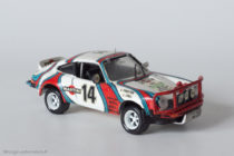 Porsche 911 2ème du Safari Rally 1978 - Solido MRE