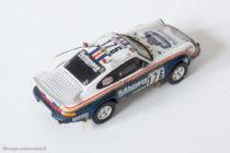 Porsche 911 4x4 vainqueur Paris Dakar 1984 - AMR Minichamps réf. 390