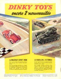 Meccano Magazine avril 1958