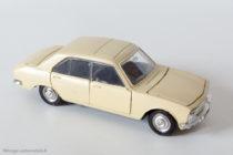 Peugeot 504 berline - Dinky Toys Espagne réf. 1415