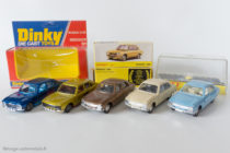 Les Peugeot 504 berline Dinky Toys
