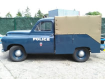 Renault Colorale Police (crédit Amicale police et patrimoine)