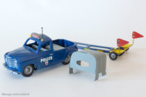 "Renault Colorale Chariot Police ""zone bleue"" - C.I.J Europarc réf. 3/65"