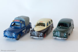 Renault Colorale Police, Taxi, fourgonnette - C.I.J