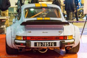 Rétro Passion Rennes 2018 - Porsche 934