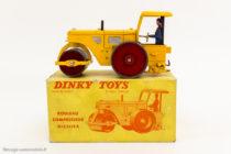 Dinky Toys réf. 90 A - Rouleau Richier - 2ème type de boite