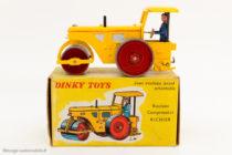 Dinky Toys réf. 90 A - Rouleau Richier - 3ème type de boite
