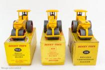 Dinky Toys réf. 90 A / 830 - Rouleau Richier