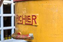 Rouleau compresseur Richier