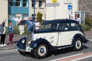 Tour de Bretagne 2018 - Peugeot 201