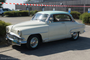 Tour de Bretagne 2018 - Simca Aronde Grand Large